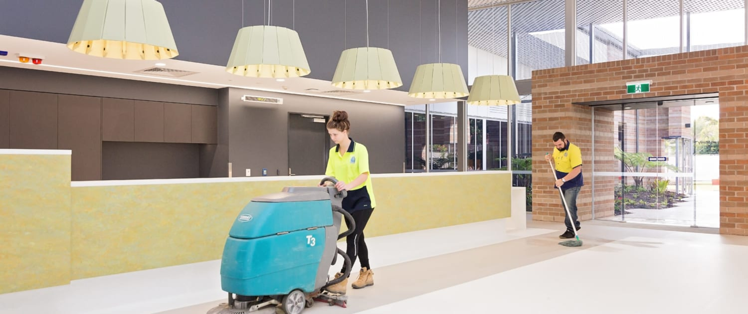 SEQ Services - Commercial Cleaning