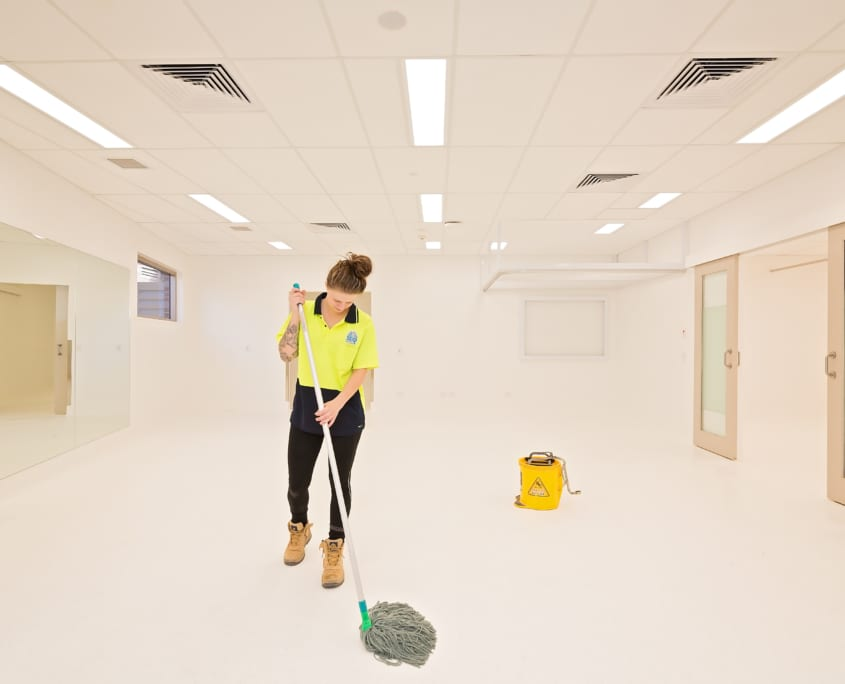 Commercial Cleaning - SEQ Service Industrial Cleaning Company
