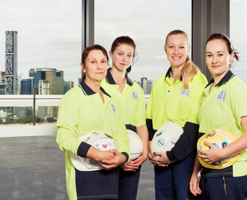 Facility Maintenance Team - SEQ Services