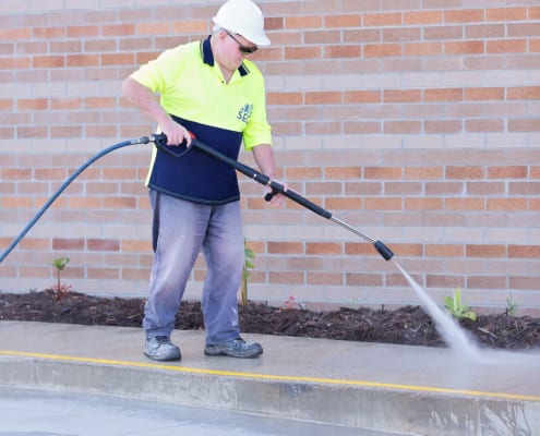 High Pressure Cleaning Brisbane - Facility Maintenance Cleaning