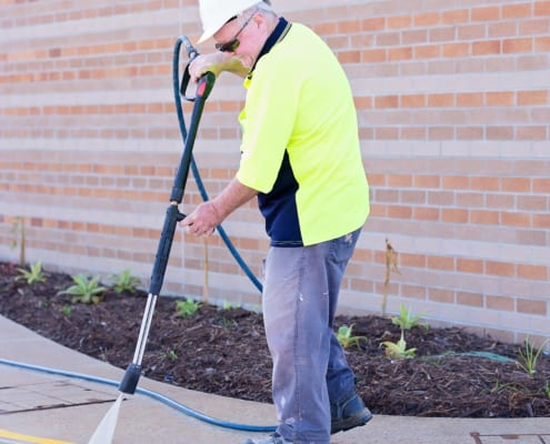 High Pressure Cleaning Company - SEQ Services Commercial Cleaners Brisbane
