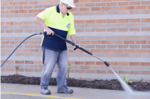 Commercial Pressure Cleaning SEQ Services -